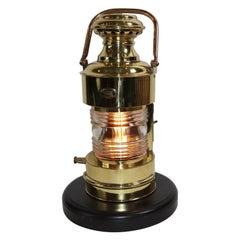 Perko World War One Warship Lantern