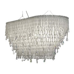 Perle Ellipse Suspension Lamp