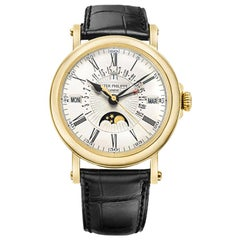 Perpetual Calendar Yellow Gold '5159J-001'