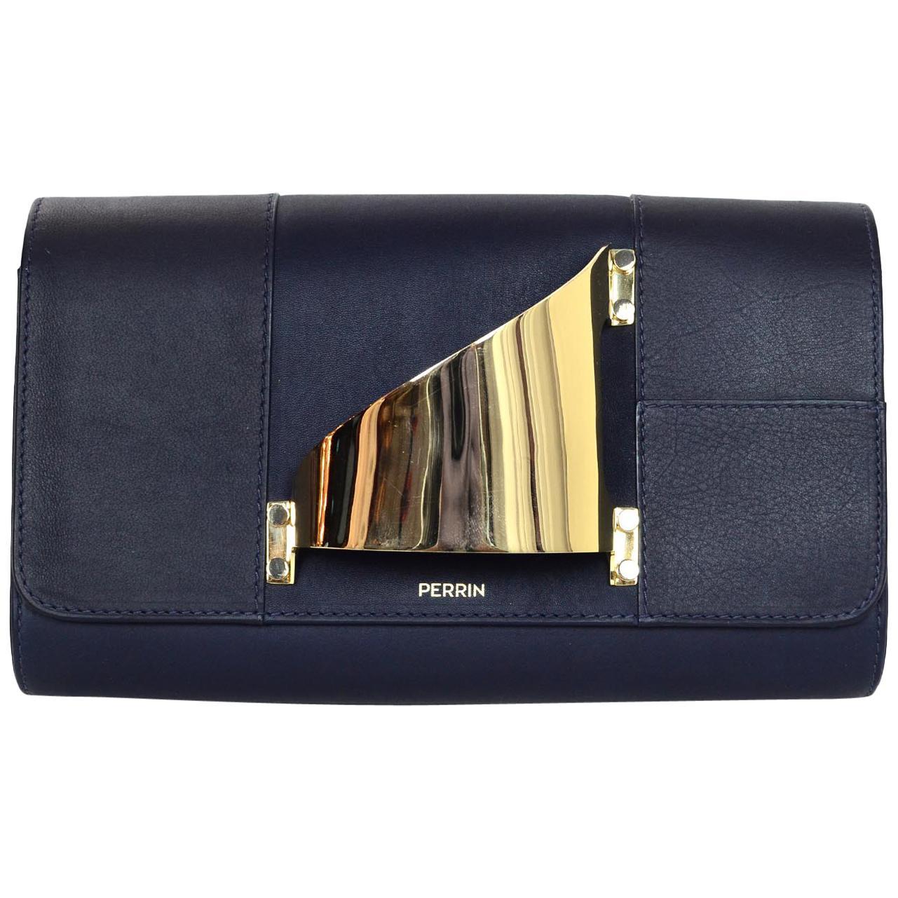 82490cd7c1a5 HERMES Rouge Vif Tadelakt Leather 23cm Medor Clutch Bag PHW at 1stdibs