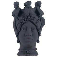 Persefone Gray Vase