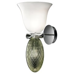 Perseus 7312 Wall Sconce in Glass, by Marcel Wanders