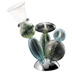 Perseus 7314 Table Lamp in Glass, by Marcel Wanders