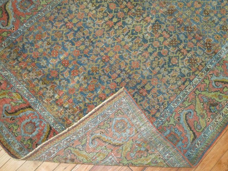 Malayer Persian Bidjar Rug For Sale
