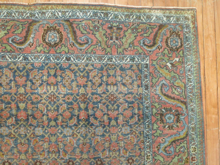 Persian Bidjar Rug In Good Condition For Sale In New York, NY