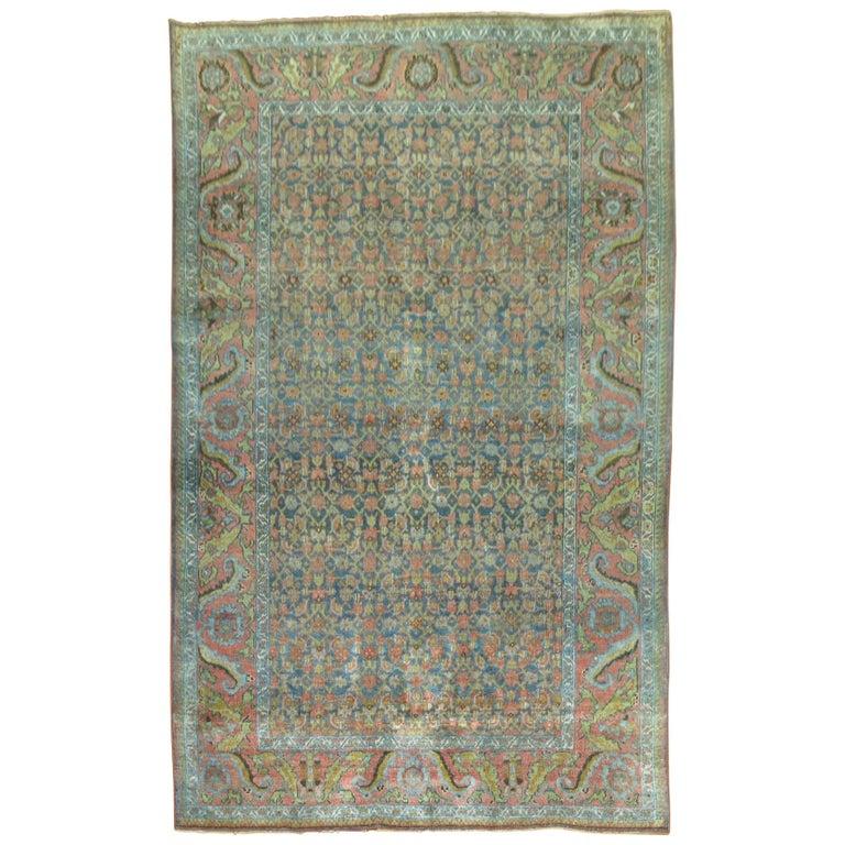Persian Bidjar Rug For Sale