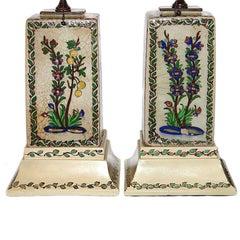 Persian Ceramic Table Lamps