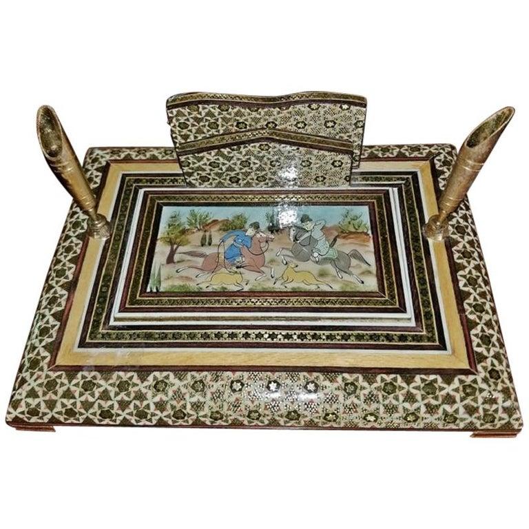 Persian Desk Companion For Sale At 1stdibs