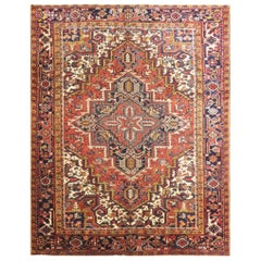 Persian Heriz Carpet