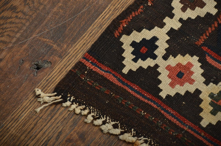 Hand-Woven Persian Kilm For Sale