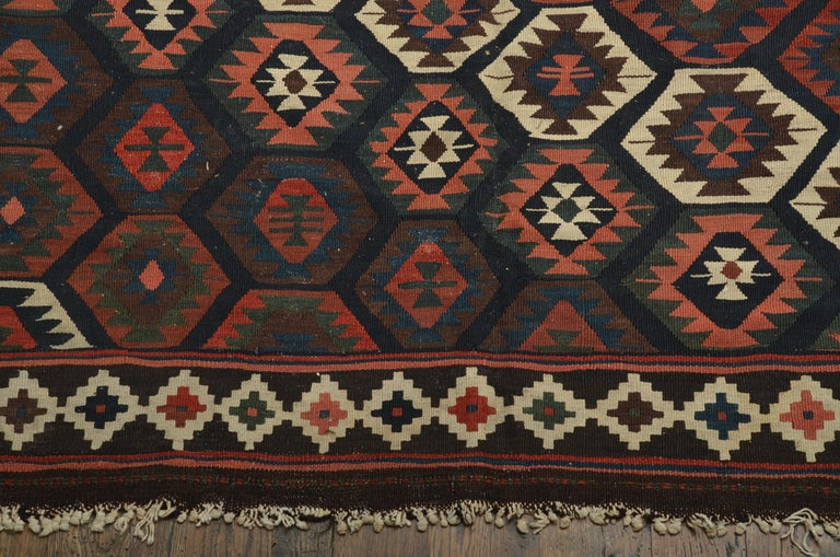 Persian Kilm In Excellent Condition For Sale In East Hampton, NY