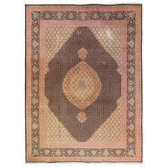 Persian Mahi Tabriz Rug