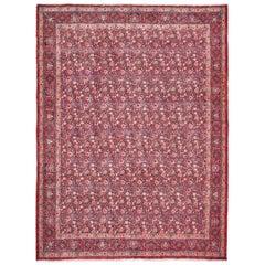 Persian Natural Dye Bidjar Rug
