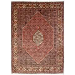 Persian Rug, Bidjar, 20th Century