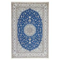 Persian Rug, Nain, 20th Century