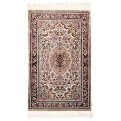 Persian Rug, Qum Silk
