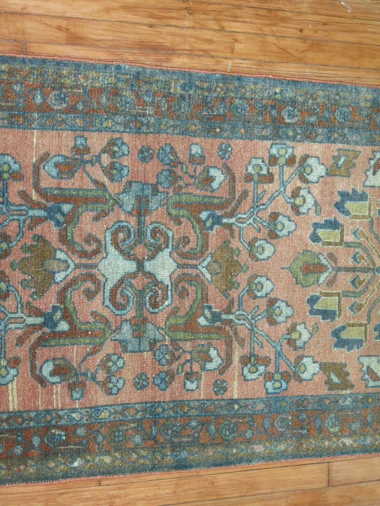 Persian Runner In Excellent Condition For Sale In New York, NY