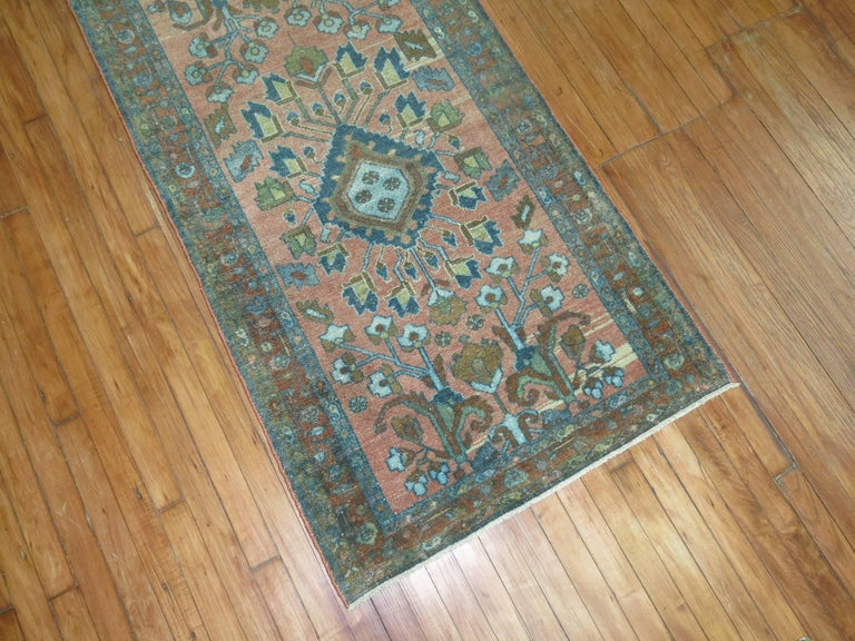 Wool Persian Runner For Sale