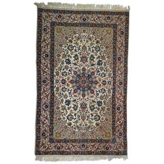 Persian Small Weave Throw Rug