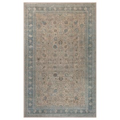 Persian Tabriz Antique Rug