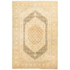 Persian Tabriz, Rug Carpet, circa 1930