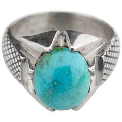 Persian Turquoise Ring
