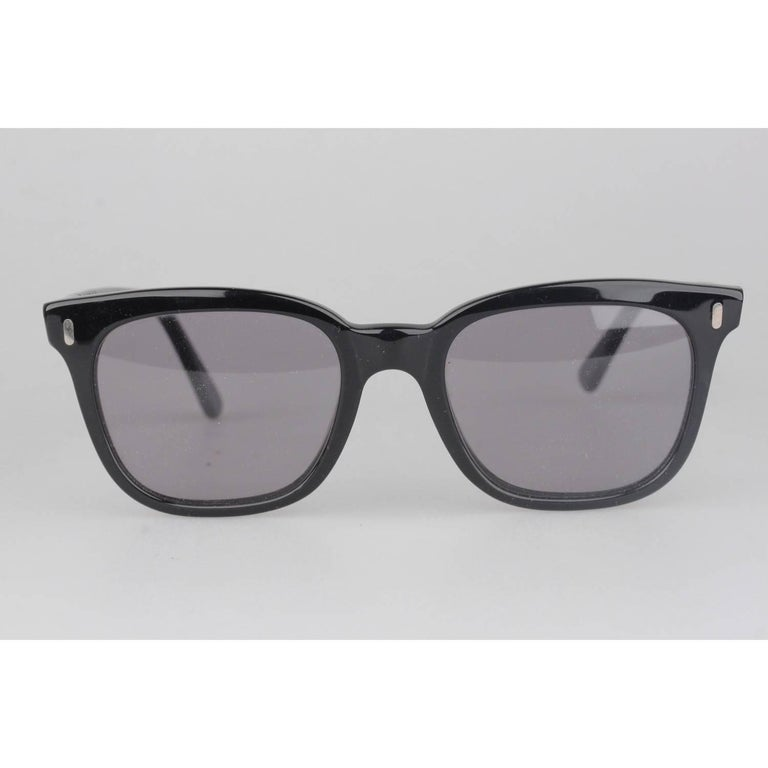 93ec410e12fbb PERSOL Meflecto RATTI 9231 Vintage Sunglasses 52-18mm New Old Stock For Sale  6