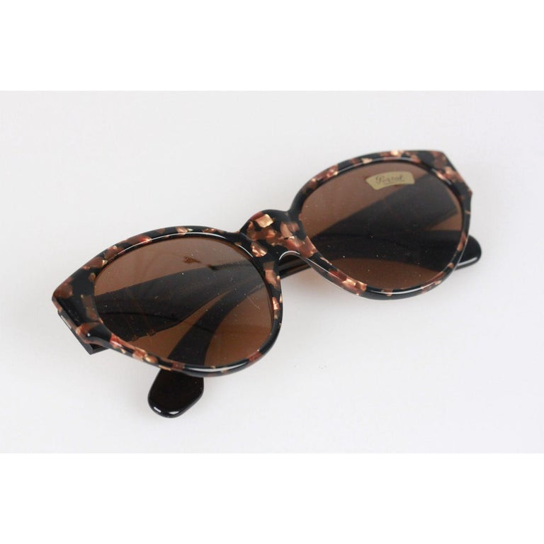 93cf6df2b8ac6 Persol Meflecto Ratti Vintage Sunglasses Mod. 825 55mm New Old Stock For  Sale 4