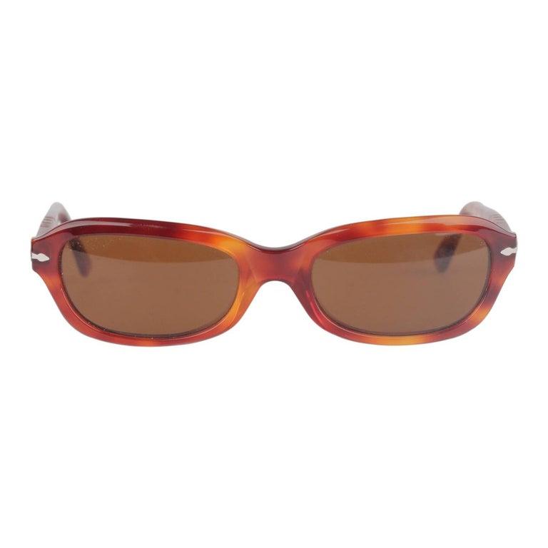 Persol Ratti Vintage Havana Brown PP503 54-19 Sunglasses, early 1980s