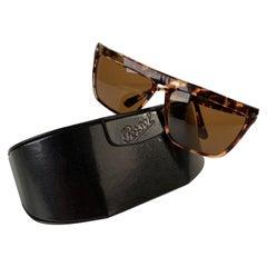 Persol Ratti Vintage Sunglasses 801/52 Brown Tortoise 142 80