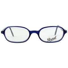 Persol Vintage Mint Unisex 2560-V Blue Eyeglasses 51/19 140 mm