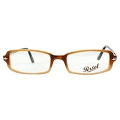 Persol Vintage Mint Unisex 2685-V Brown Eyeglasses 51/17 135 mm