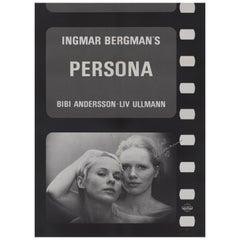 'Persona' Film Poster
