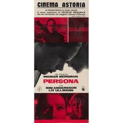 """Persona"" Original Italian Film Poster"