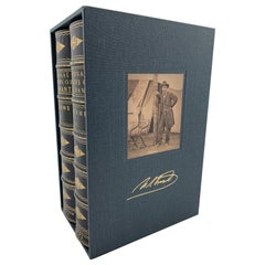 Personal Memoirs of U.S. Grant, First Edition Two Volume Set, 1885-1886