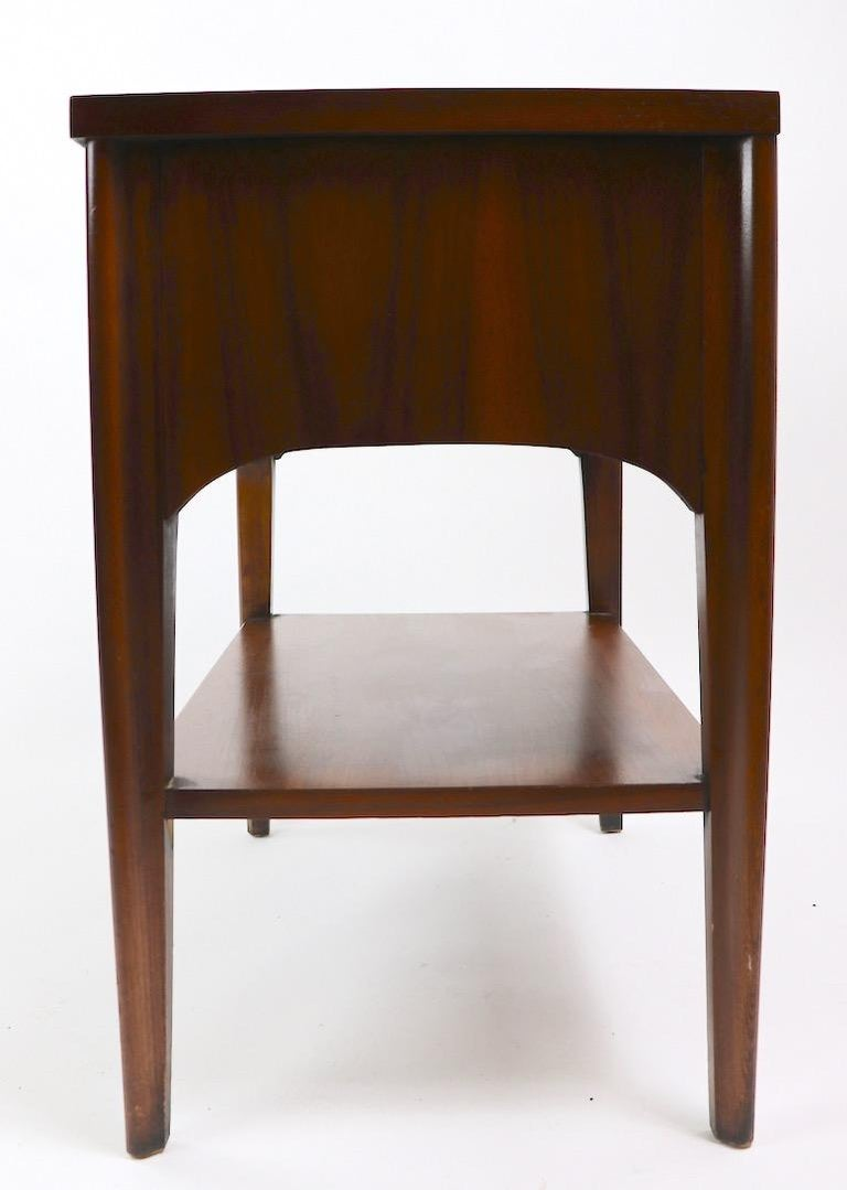 Perspecta Nightstand by Kent Coffey For Sale 8