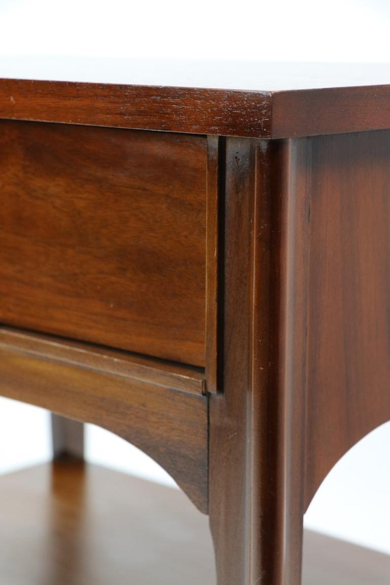 Perspecta Nightstand by Kent Coffey For Sale 2