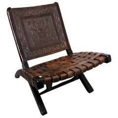 Peruvian Folding Chair
