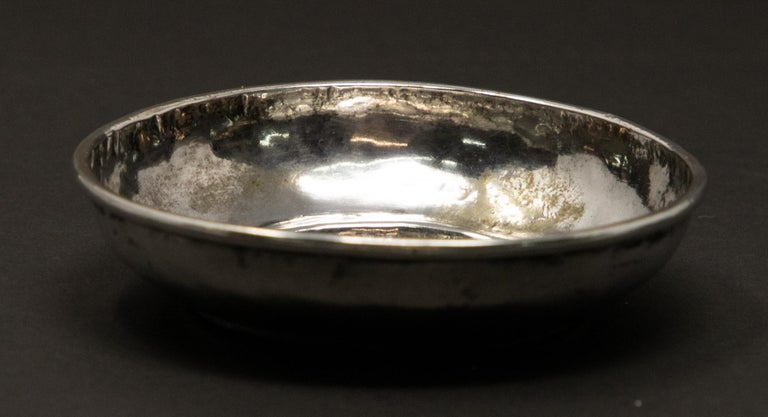 Other Peruvian Sterling Silver Dish For Sale