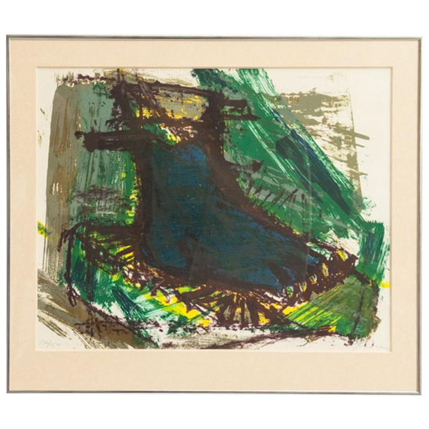 Pete Brandes, Abstract Composition