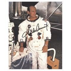 Pete Conrad Signed Photograph