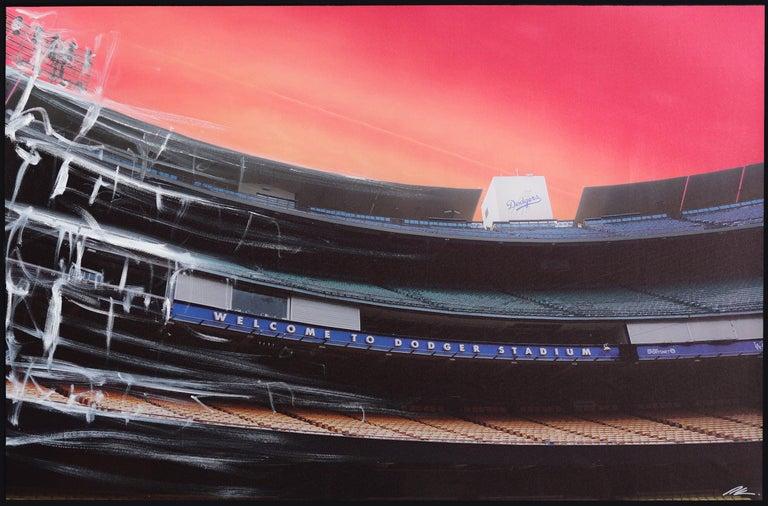 Pete Kasprzak Landscape Photograph - Dodgers Bowl