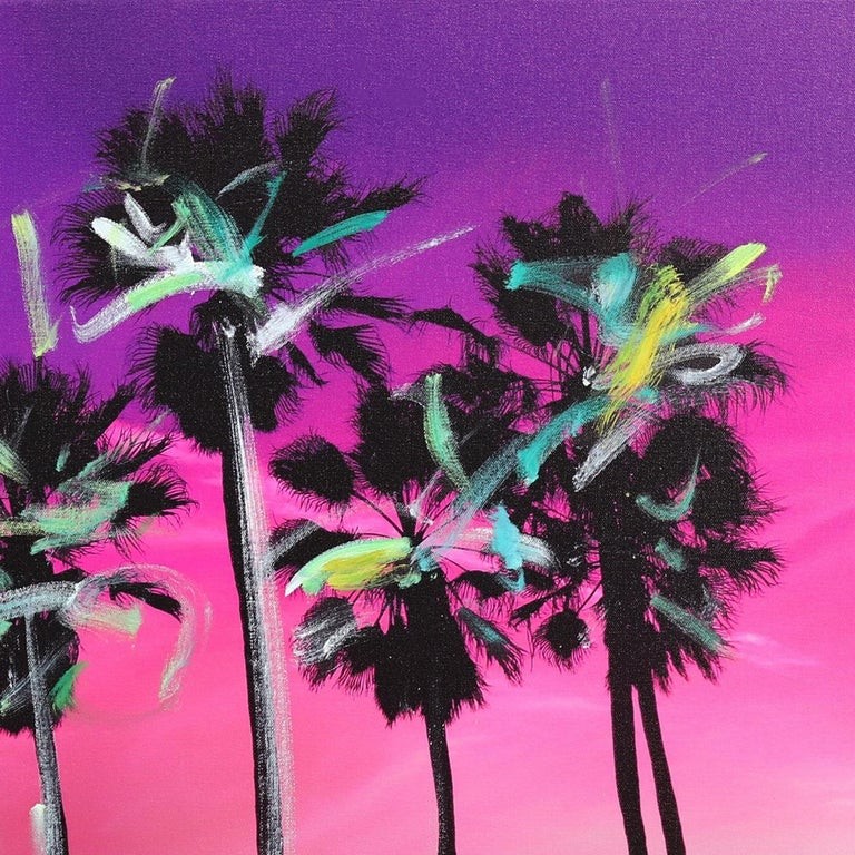 Venice California Pink Palms For Sale 1