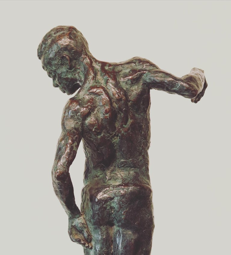 Ray- 21st Century Sculpture of a male dancer  For Sale 2