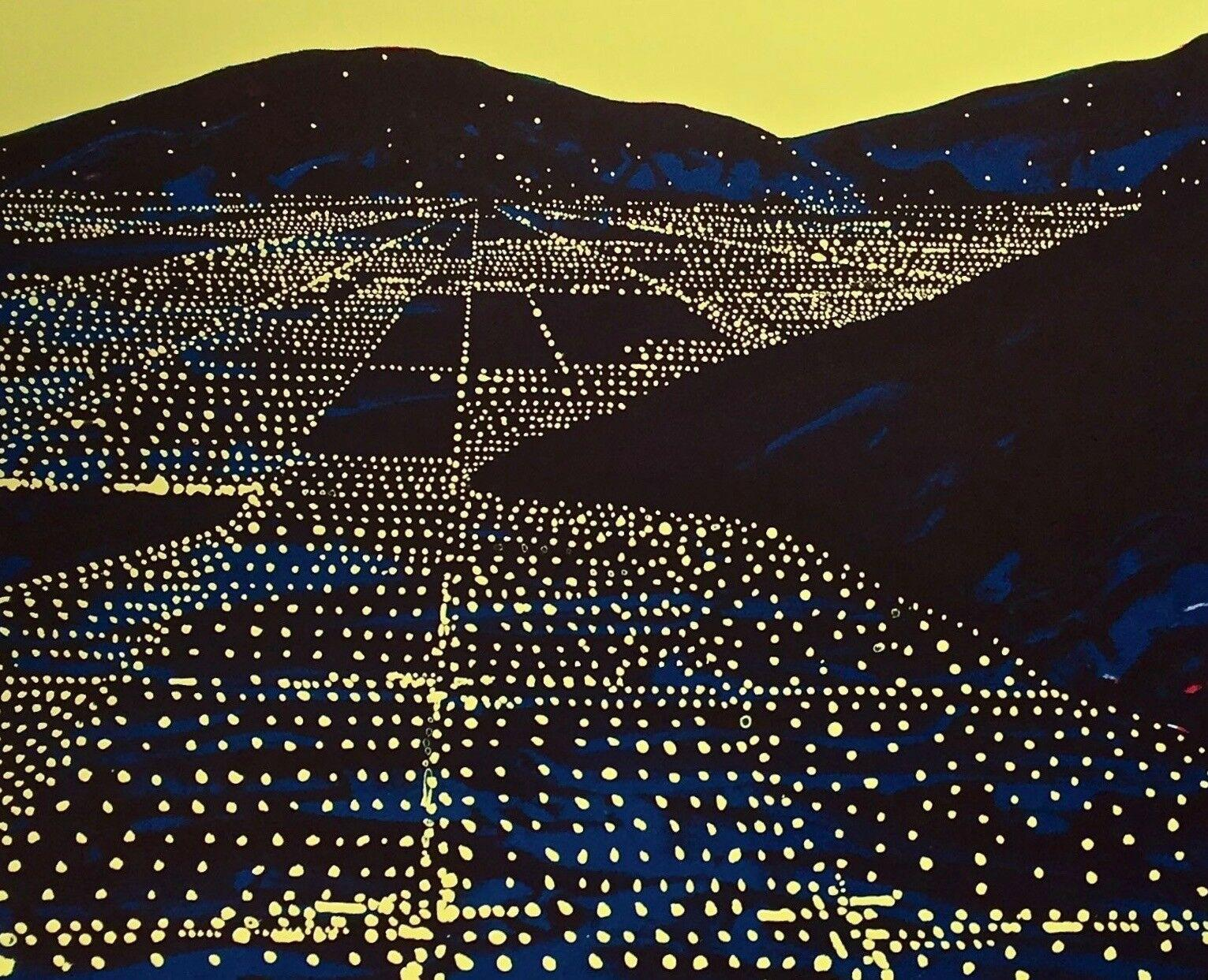 Hallelujah II, 1988 Limited Edition Lithograph, Peter Alexander