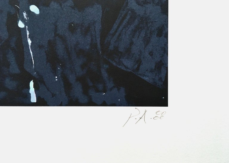 Sitka - Pop Art Print by Peter Alexander