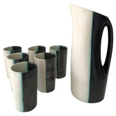 Peter and Denise Orlando, Water Pitcher Set
