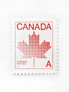 """Canada """"A"""" Stamp"""