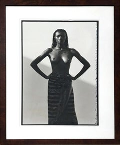 Fayel Tall, Photography, Silver Gelatin, Black and White, Framed, Signed