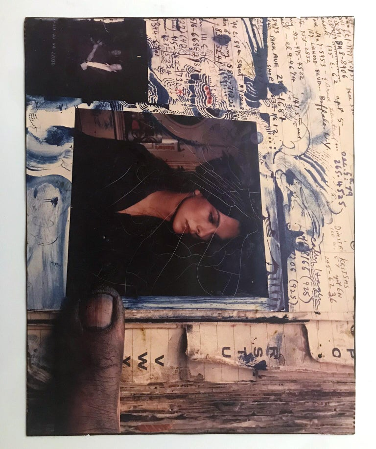 Paradise Lost, Photography, Double Sided, Black and White, Color, Signed For Sale 5
